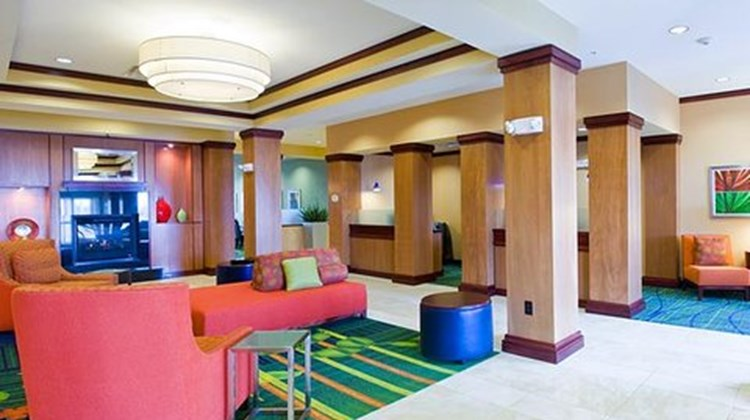 Fairfield Inn & Suites Columbus Polaris Lobby