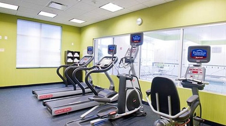 Fairfield Inn & Suites Columbus Polaris Health Club