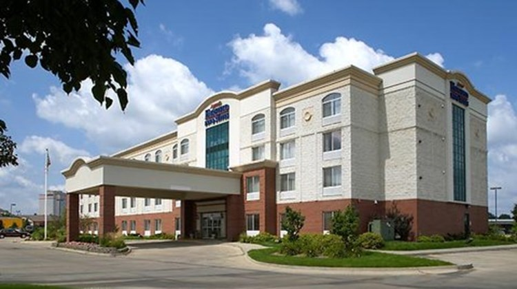 Fairfield Inn & Suites Des Moines West Exterior