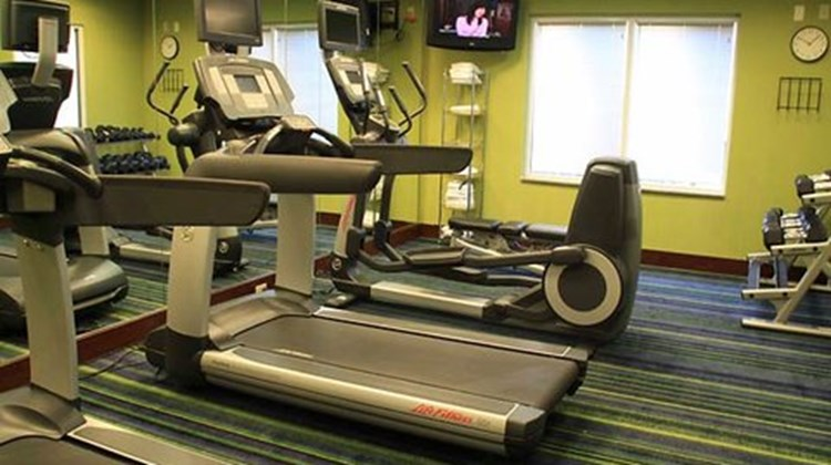 Fairfield Inn & Suites Denton Health Club