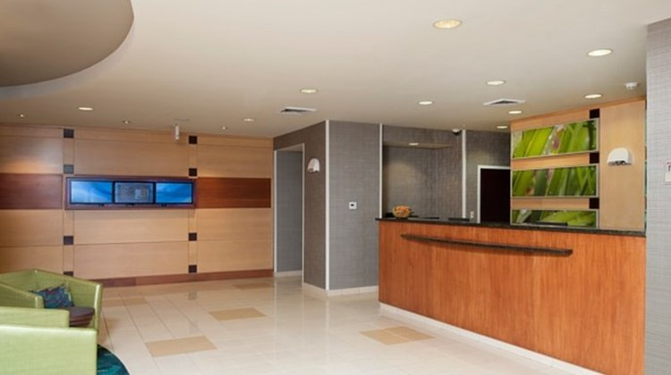 SpringHill Suites by Marriott Lobby