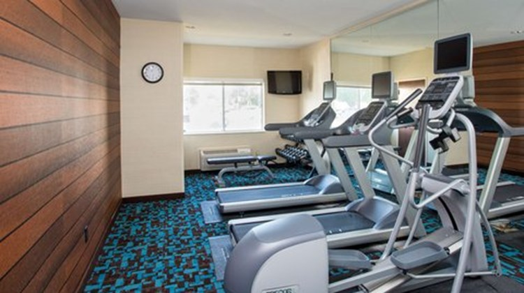 Fairfield Inn by Marriott Terre Haute Health Club