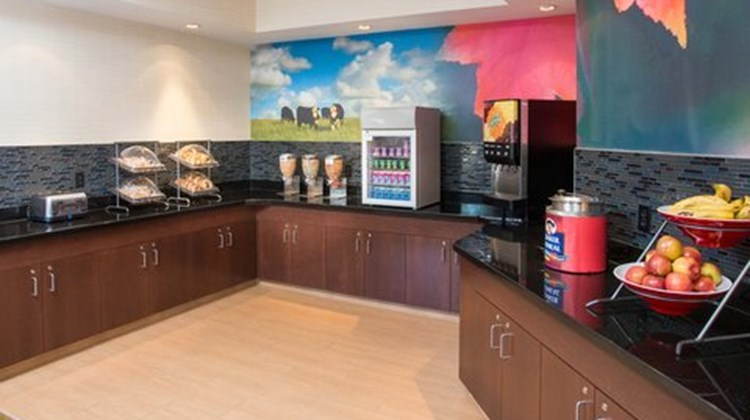 Fairfield Inn by Marriott Terre Haute Restaurant