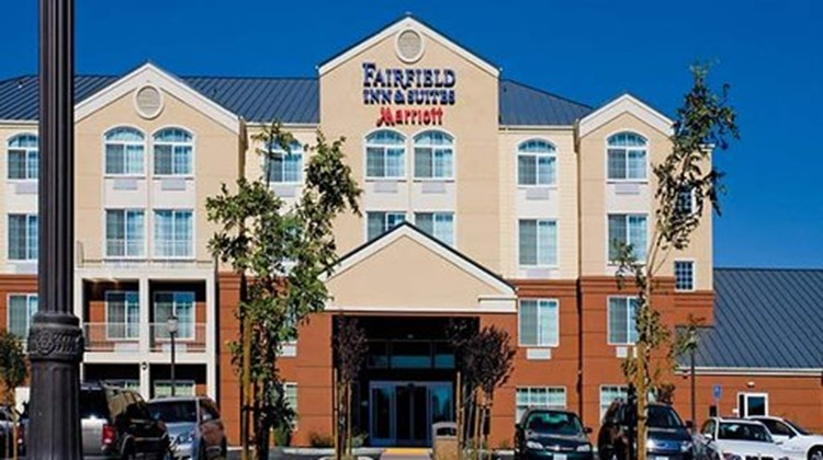 Fairfield Inn & Suites Napa Valley Exterior