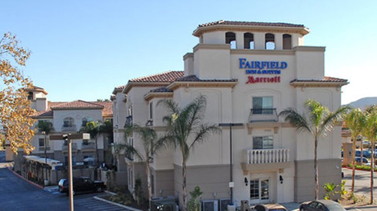 Fairfield Inn Riverside Temecula Exterior
