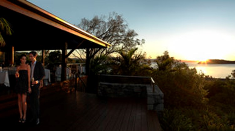 Qualia, Great Barrier Reef Restaurant