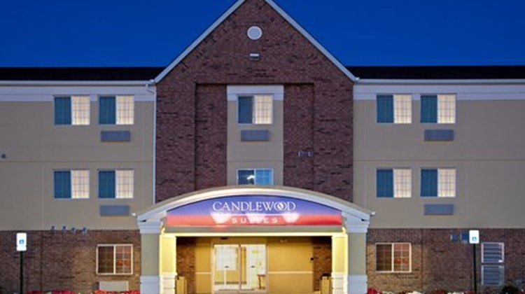 Candlewood Suites Indianapolis South Exterior