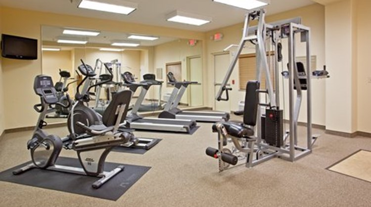 Candlewood Suites Baytown Health Club