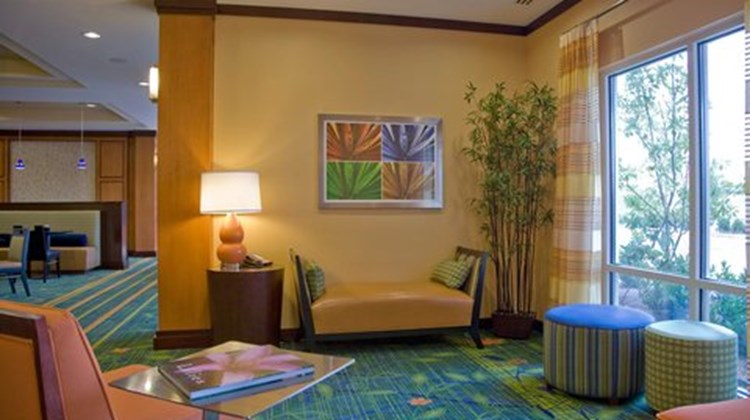 Fairfield Inn & Suites EastChase Lobby