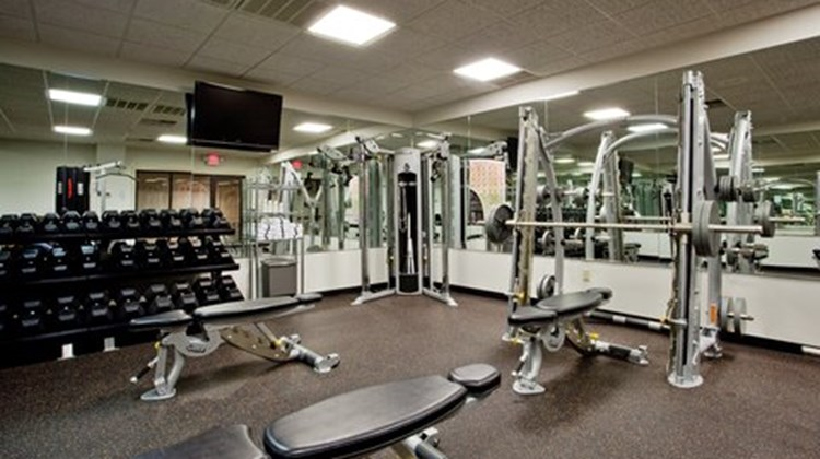 Mulberry Inn & Plaza at Fort Eustis Health Club
