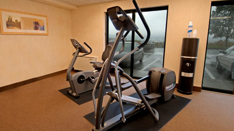 Comfort Inn Edmundston Health Club