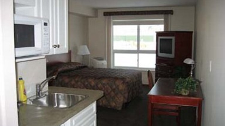 Capital Suites Inuvik Room