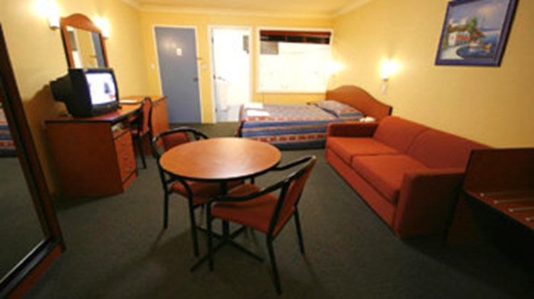 Colonial Motel Room