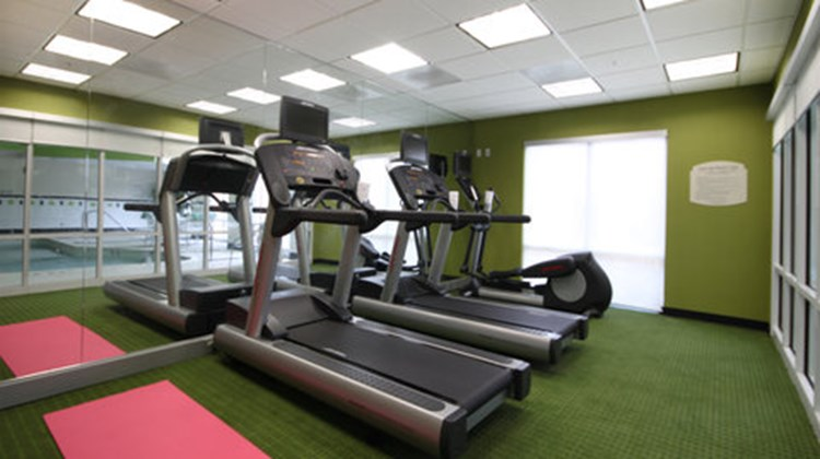 Fairfield Inn & Suites Mahwah Health Club