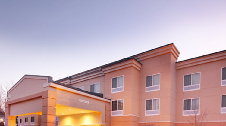Fairfield Inn & Suites Mahwah Exterior