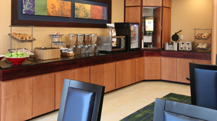 Fairfield Inn & Suites Mahwah Restaurant