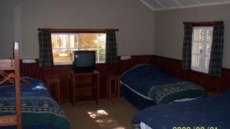 Johnston Canyon Resort Room