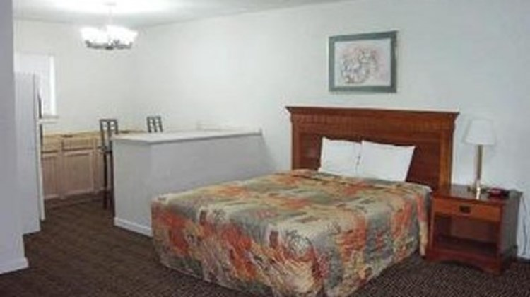 Valley Motel Room