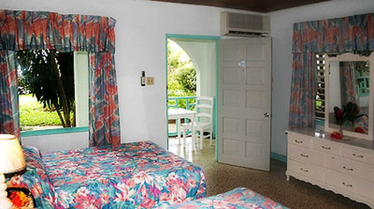 Coral Seas Garden Resort Room