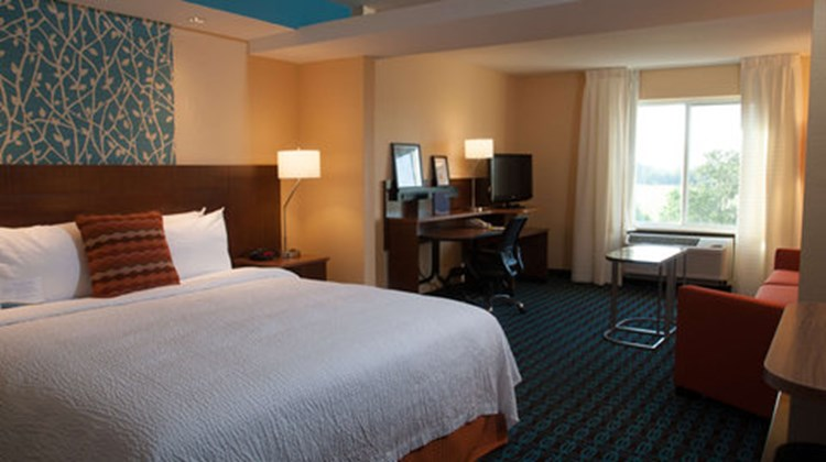 Fairfield Inn & Stes Montgomery Airport Room