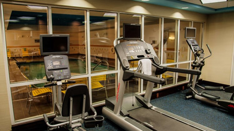 Fairfield Inn & Stes Montgomery Airport Health Club