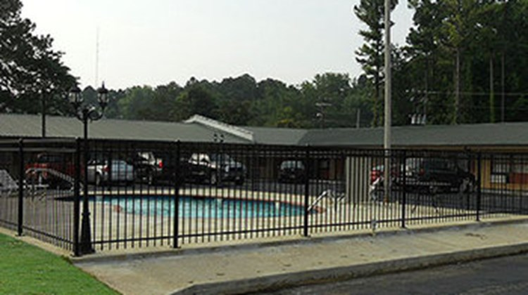 Holiday Terrace Motel & Restaurant Pool