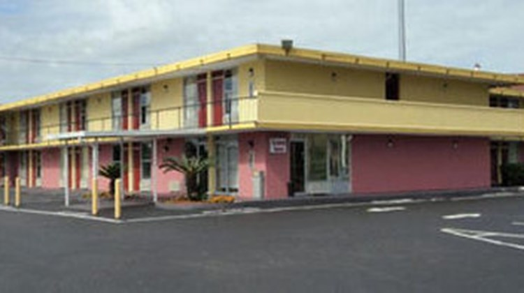 Econo Inn Motel Ormond Beach Exterior