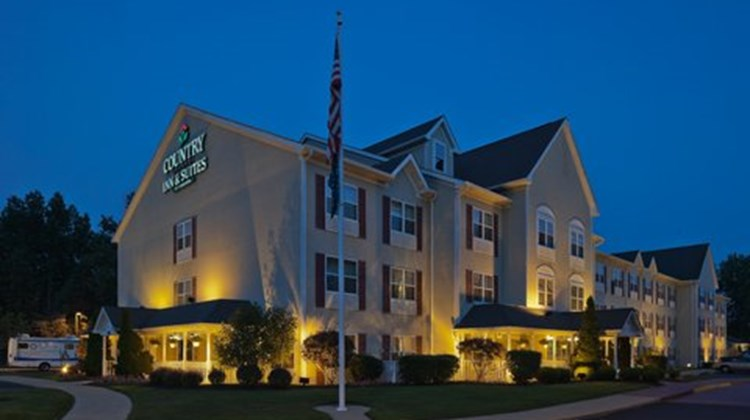 Country Inns & Suites Columbus Arpt East Exterior