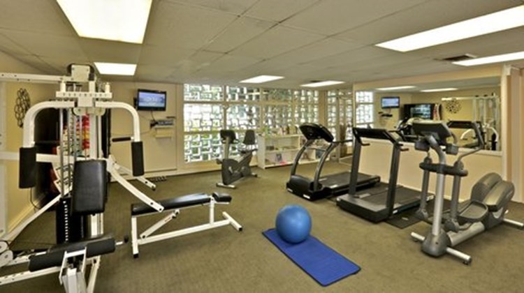 East Hampton House Health Club
