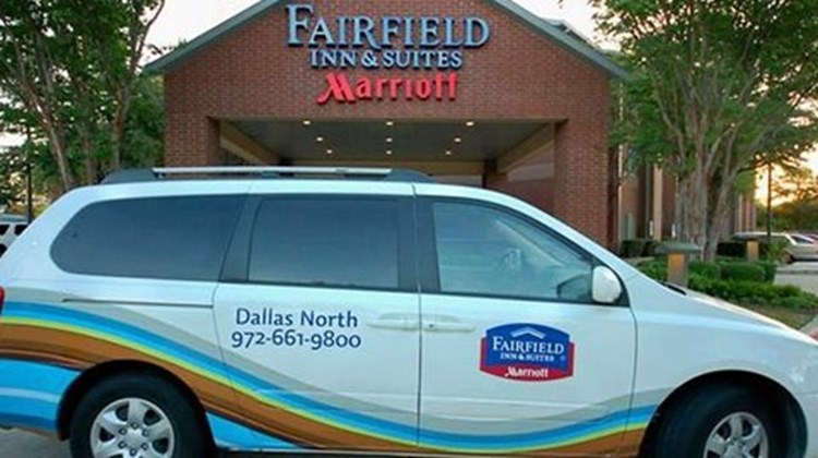 Fairfield Inn & Suites Dallas North Other