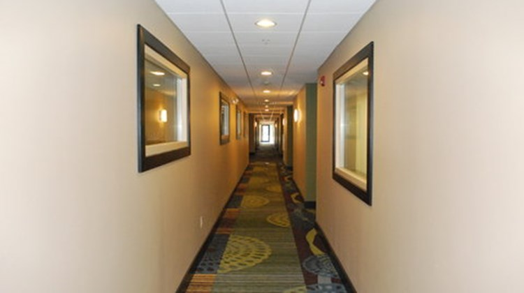 Holiday Inn Express West Bloomington Other