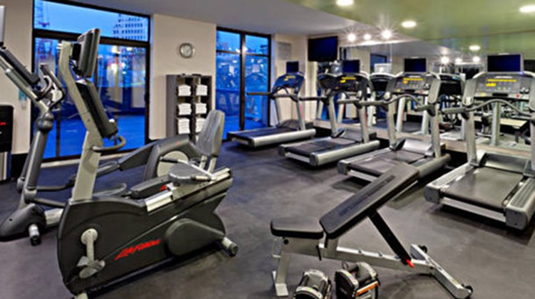 Fairfield Inn & Stes NY Long Island City Health Club