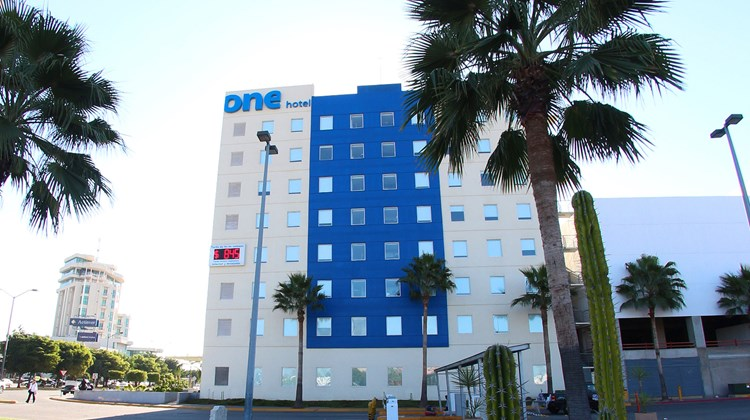 One Culiacan Forum Exterior