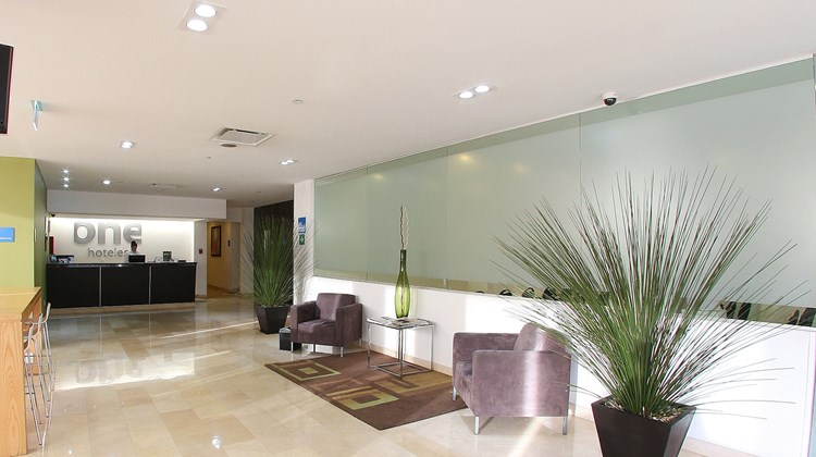 One Culiacan Forum Lobby