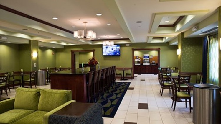 Holiday Inn Express and Suites Urbandale Restaurant