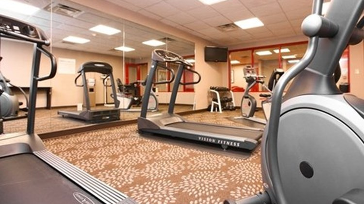 Holiday Inn Express & Stes Olathe North Health Club