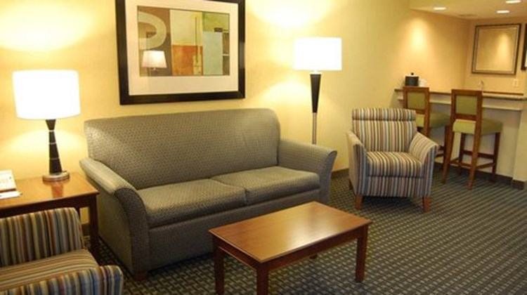 Hampton Inn Suite