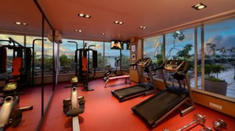Tulip Inn Ahmedabad Health Club