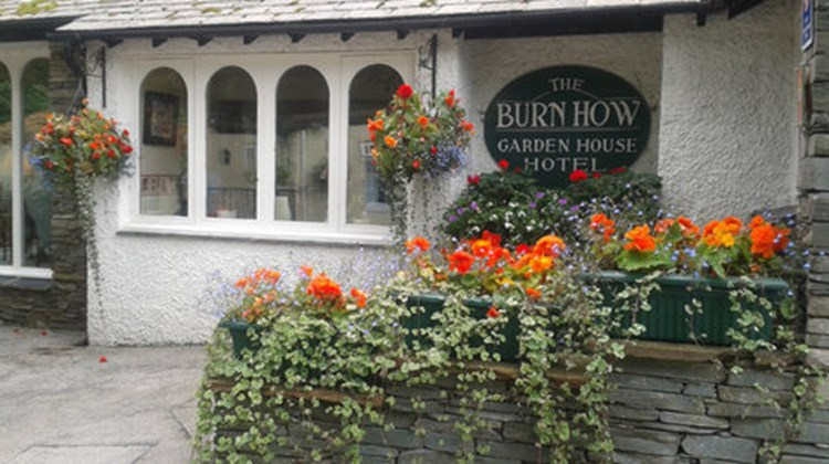 Burn How Garden House Hotel Exterior