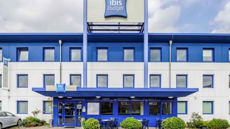 Ibis Budget Hannover Messe Exterior