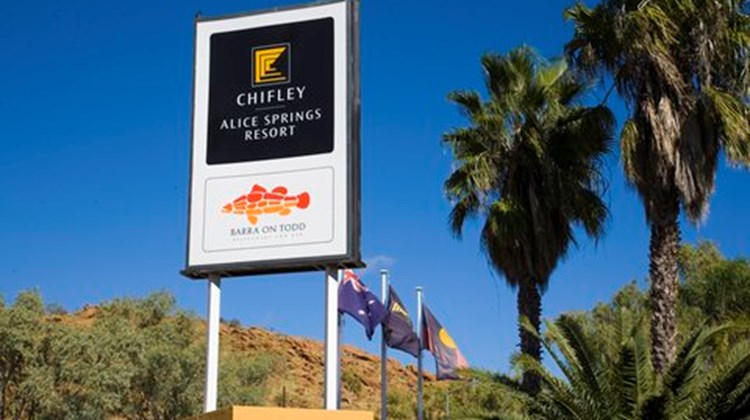 Chifley Alice Springs Resort Exterior