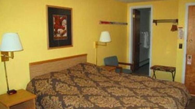 Yodeler Motel Room