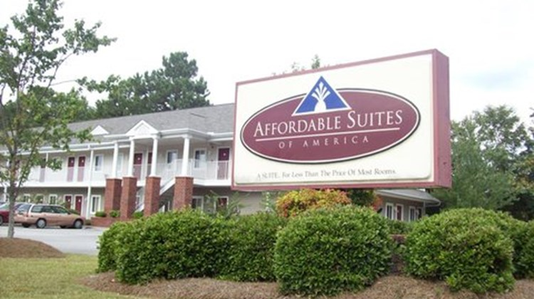 Affordable Suites Sumter Exterior