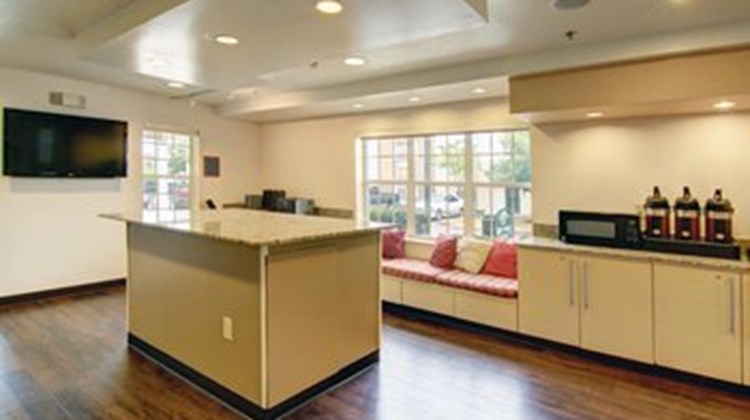 Home Towne Suites of Montgomery Lobby