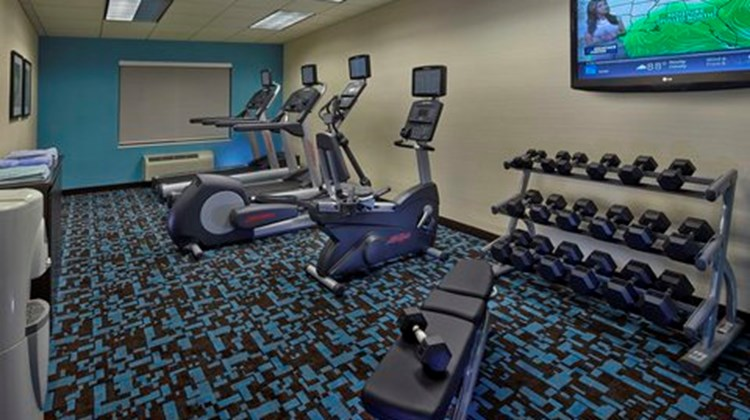 Fairfield Inn & Suites by Marriott Health Club