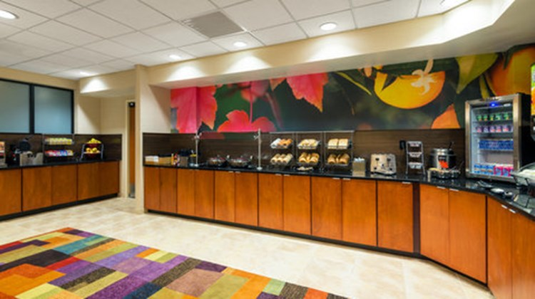 Fairfield Inn & Suites Downtown Restaurant