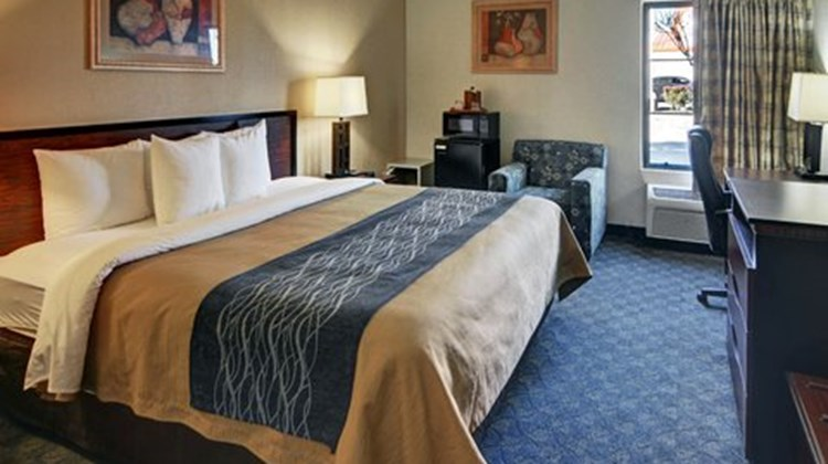 Comfort Inn DFW Airport South Room