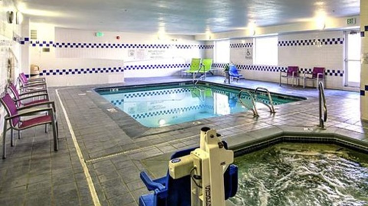 Fairfield Inn Boise Health Club