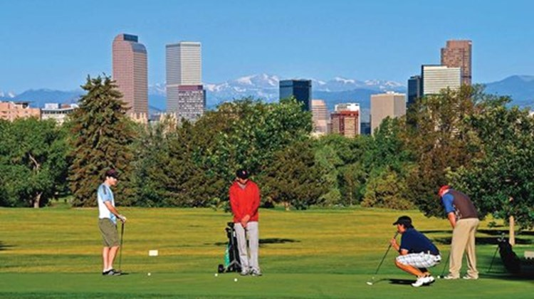 Hampton Inn & Suites Denver/Cherry Creek Golf