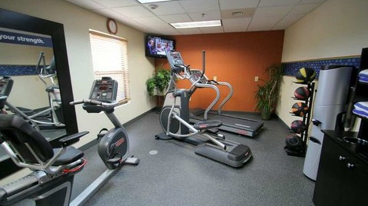 Hampton Inn Williamston Health Club